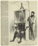 The use of the shower-bath as a means of coercing criminals into submission to the orders of prison authorities began to be general about the year 1845.