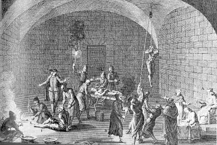 1478~1574: The Spanish Inquisition